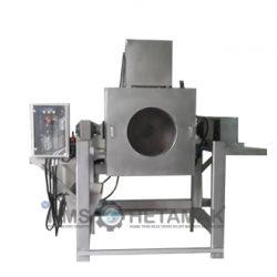 Otomatik Boşaltmalı Susam Sıkma Makinesi (Santrafüj)