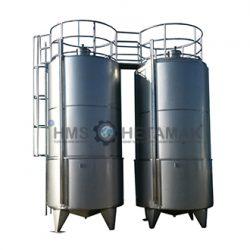 Tahin Stok Tankı (Karıştırıcılı Sistem)