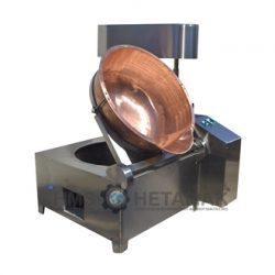 Bakır Kazan Lokum Pişirme Makinesi
