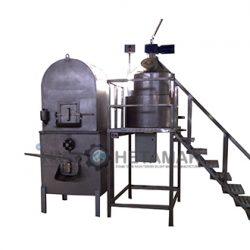 Beşik Tipi Helva Pişirme Makinesi