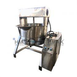 Buharlı Lokum Pişirme Makinesi